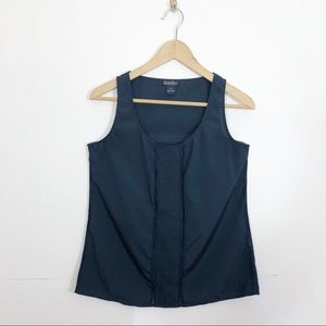 Lucky Brand | Navy Career Sleeveless Top Tank Sz S